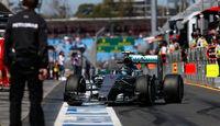 Nico Rosberg - GP Australien 2015