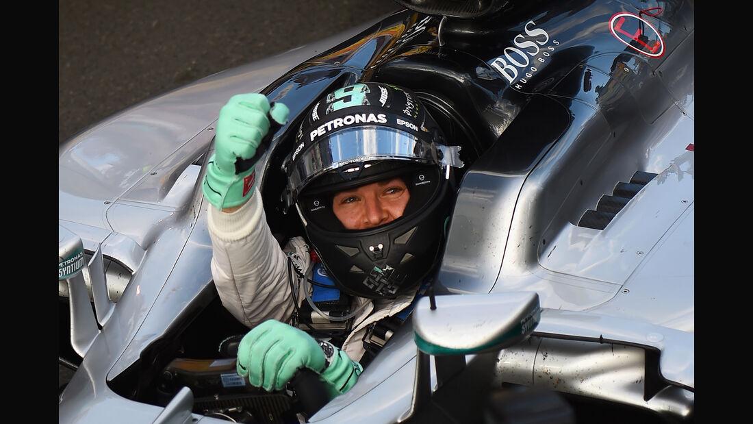 Nico Rosberg - GP Australien 2016