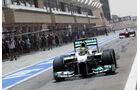 Nico Rosberg GP Bahrain 2012