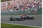Nico Rosberg GP Belgien 2012