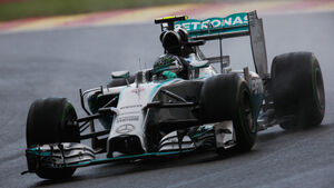 Nico Rosberg - GP Belgien 2014