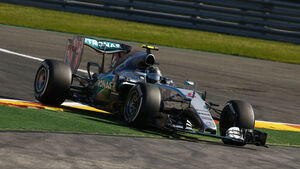 Nico Rosberg - GP Belgien 2015