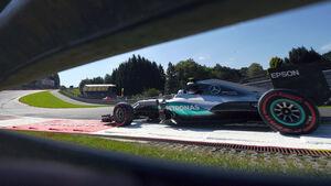 Nico Rosberg - GP Belgien 2016