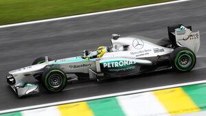 Nico Rosberg - GP Brasilien 2013