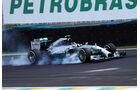 Nico Rosberg - GP Brasilien 2014