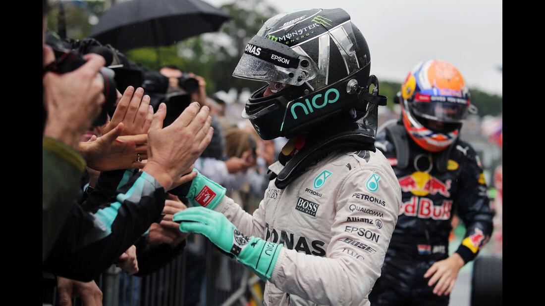 Nico Rosberg - GP Brasilien 2016