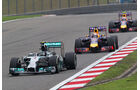 Nico Rosberg - GP China 2014