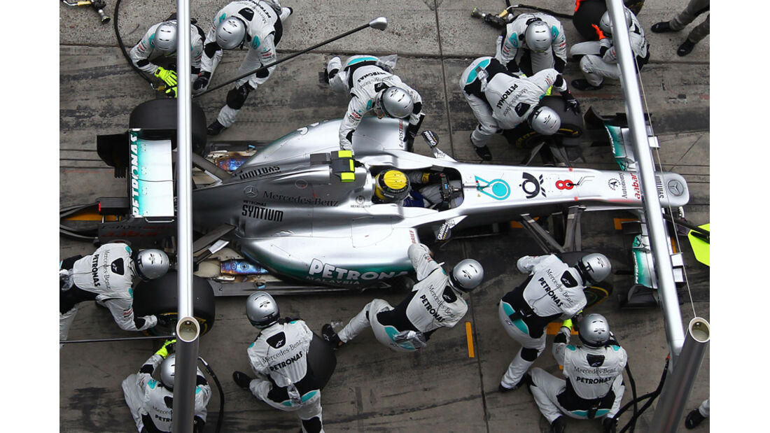 Nico Rosberg GP Deutschland 2011