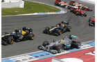 Nico Rosberg GP Deutschland 2012