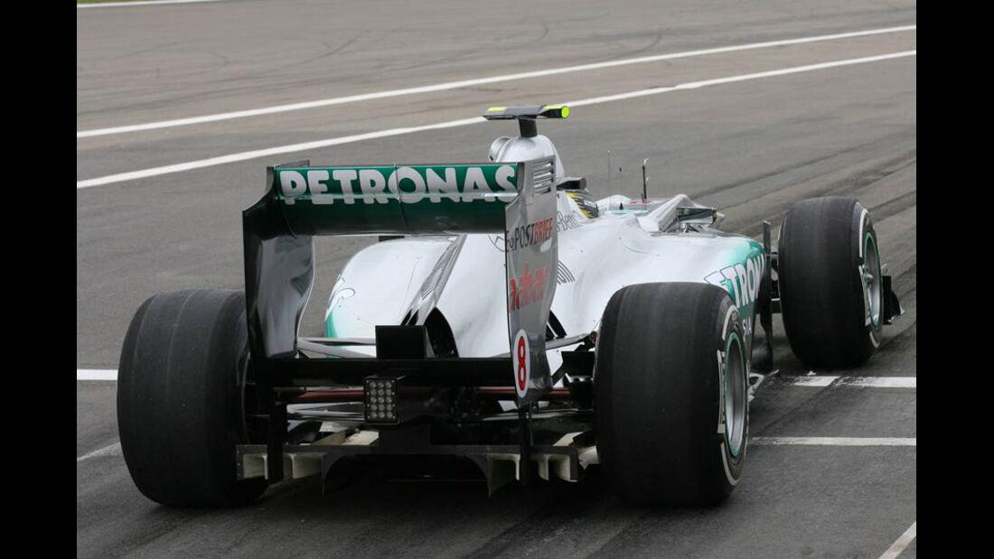 Nico Rosberg - GP Deutschland - Nürburgring - 22. Juli 2011