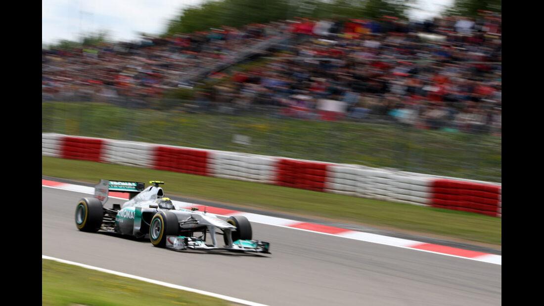 Nico Rosberg - GP Deutschland - Nürburgring - 23. Juli 2011