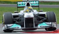 Nico Rosberg - GP England - Qualifying - 9. Juli 2011