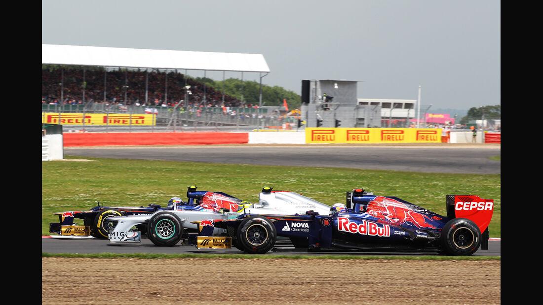 Nico Rosberg GP England Silverstone 2012