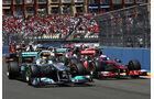 Nico Rosberg GP Europa Valencia 2011