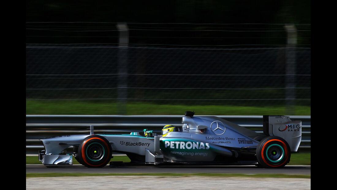 Nico Rosberg GP Italien 2013
