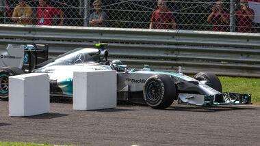 Nico Rosberg - GP Italien 2014