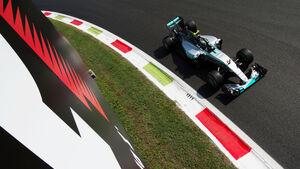 Nico Rosberg - GP Italien 2015