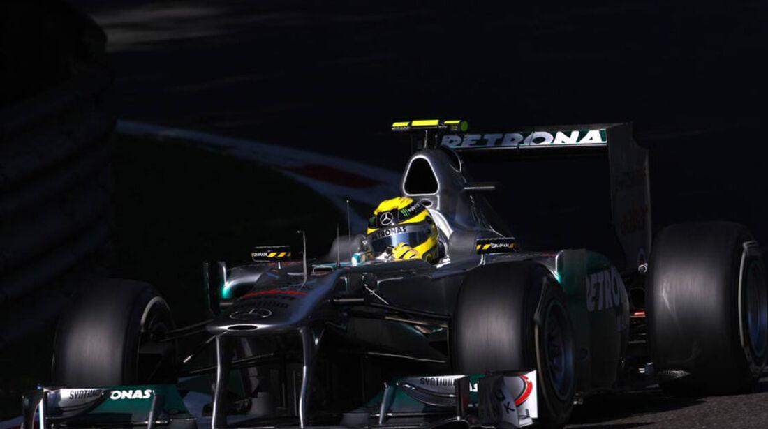 Nico Rosberg - GP Italien - Monza - 9. September 2011