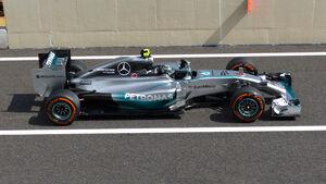 Nico Rosberg - GP Japan - 2014