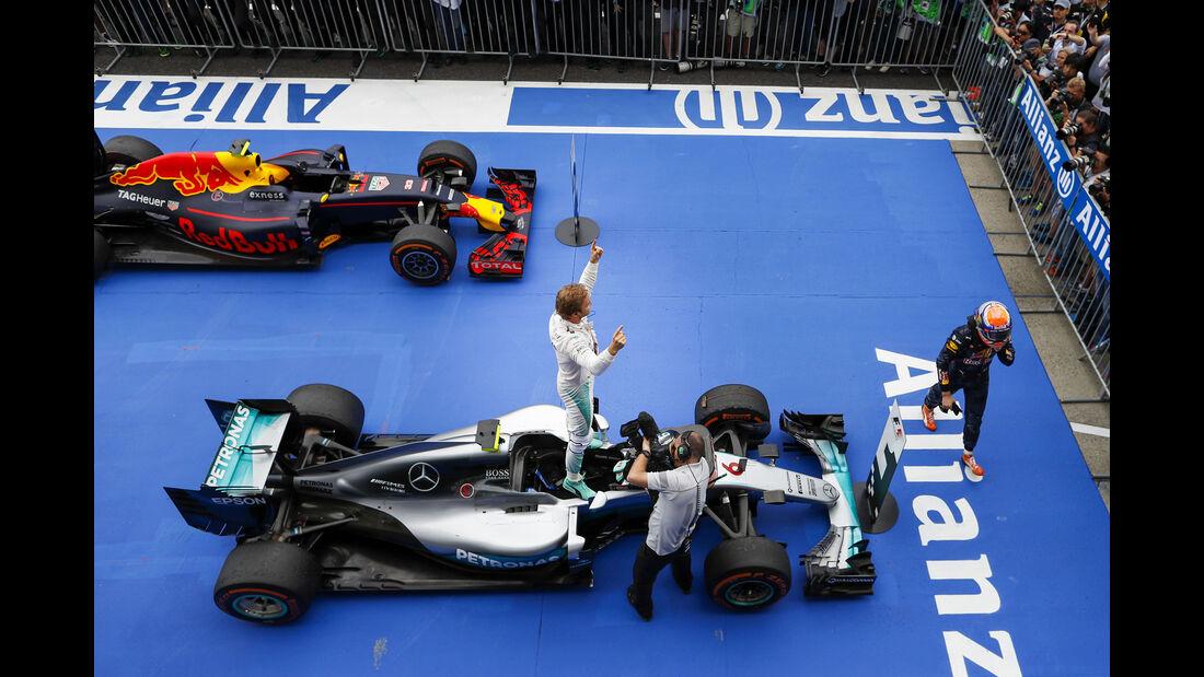 Nico Rosberg - GP Japan 2016