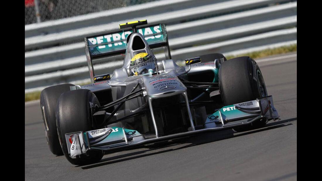 Nico Rosberg - GP Kanada 2011