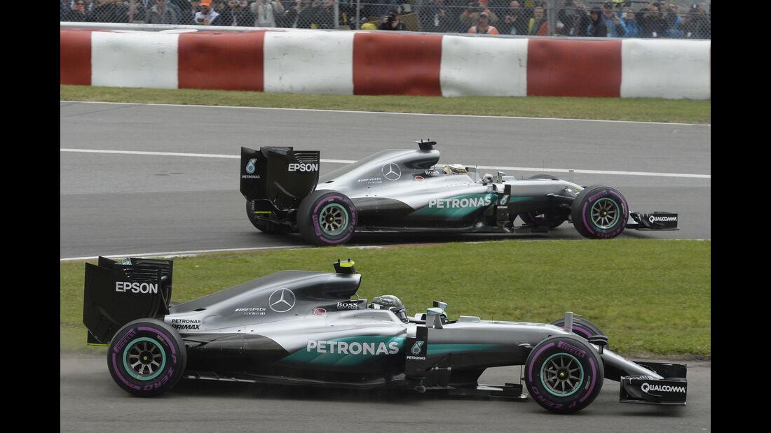 Nico Rosberg - GP Kanada 2016