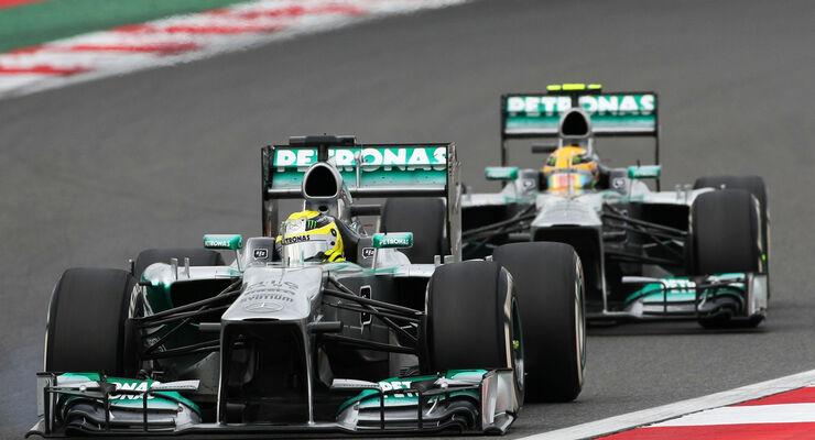 Nico Rosberg - GP Korea 2013