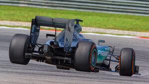 Nico Rosberg - GP Malaysia 2015