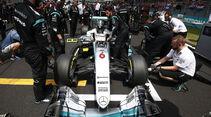 Nico Rosberg - GP Malaysia 2016