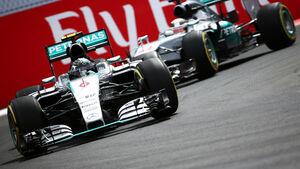 Nico Rosberg - GP Mexiko 2015