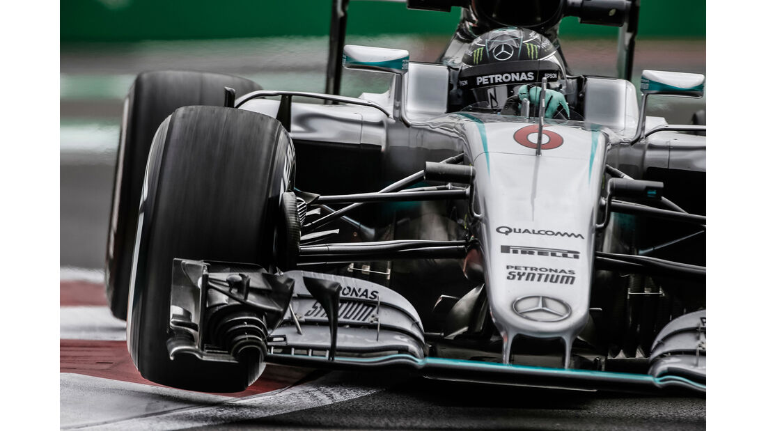 Nico Rosberg - GP Mexiko 2016