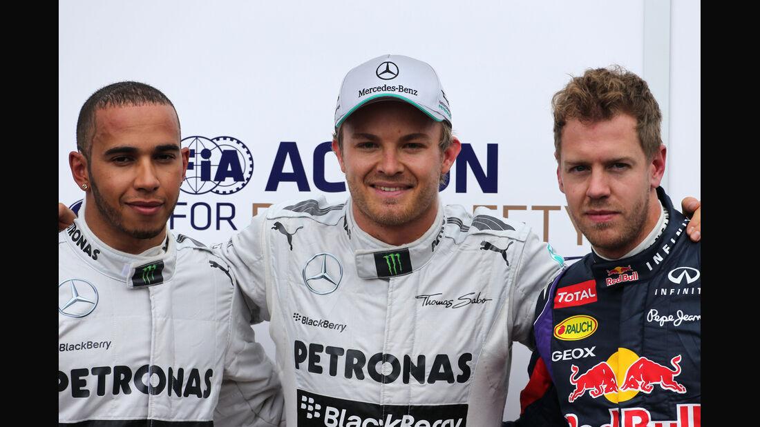 Nico Rosberg GP Monaco 2013