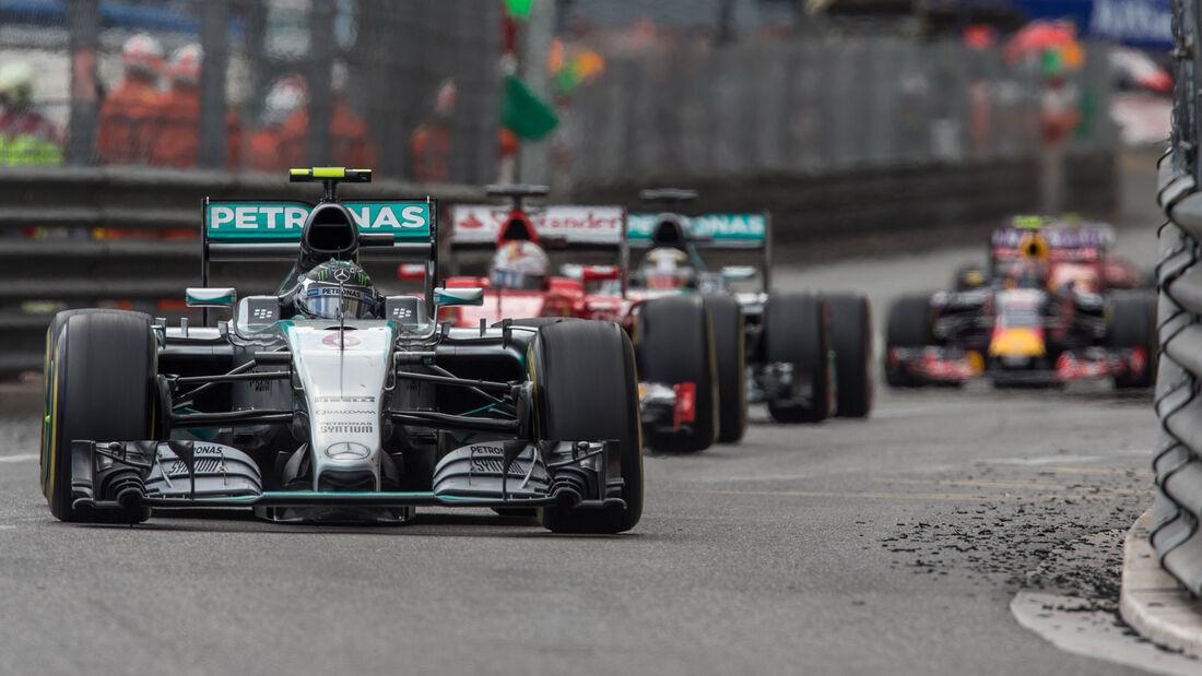Nico Rosberg - GP Monaco 2015