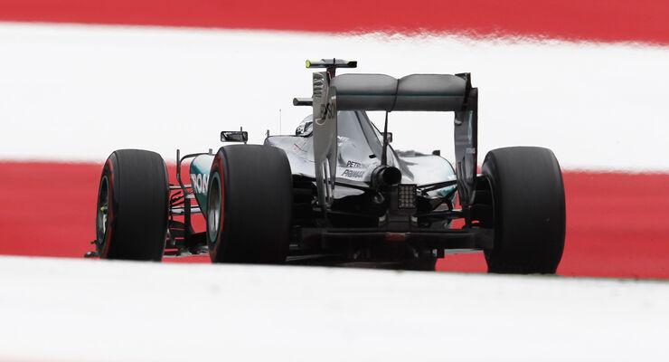 Nico Rosberg - GP Österreich 2015