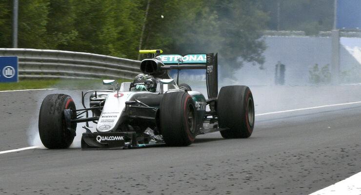 Nico Rosberg - GP Österreich 2016