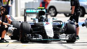 Nico Rosberg - GP Österreich - Spielberg  - Formel 1 - 2016