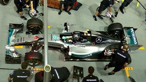 Nico Rosberg - GP Singapur - 2015
