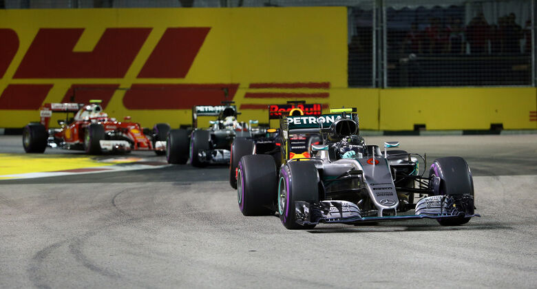 Taktikcheck GP Singapur