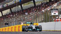 Nico Rosberg - GP Spanien 2014