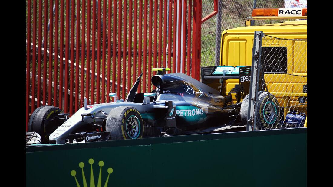 Nico Rosberg - GP Spanien 2016