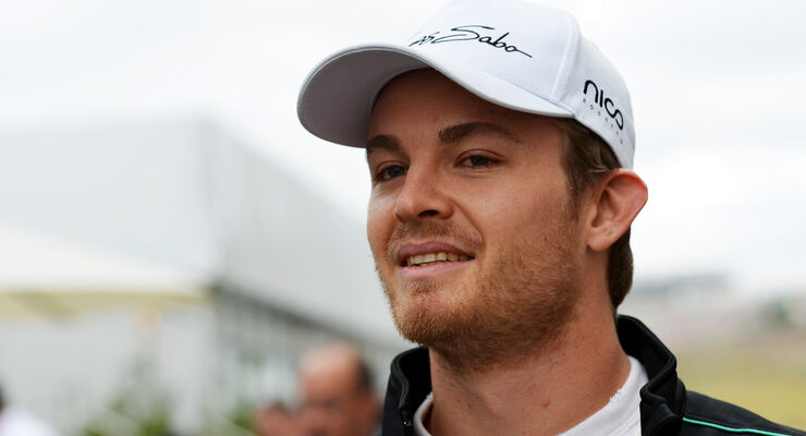 Nico Rosberg GP USA 2012