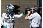 Nico Rosberg - GP USA 2014