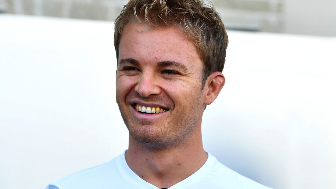 Nico Rosberg - GP USA 2016