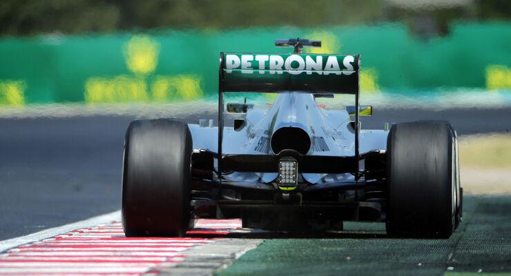 Nico Rosberg GP Ungarn 2013