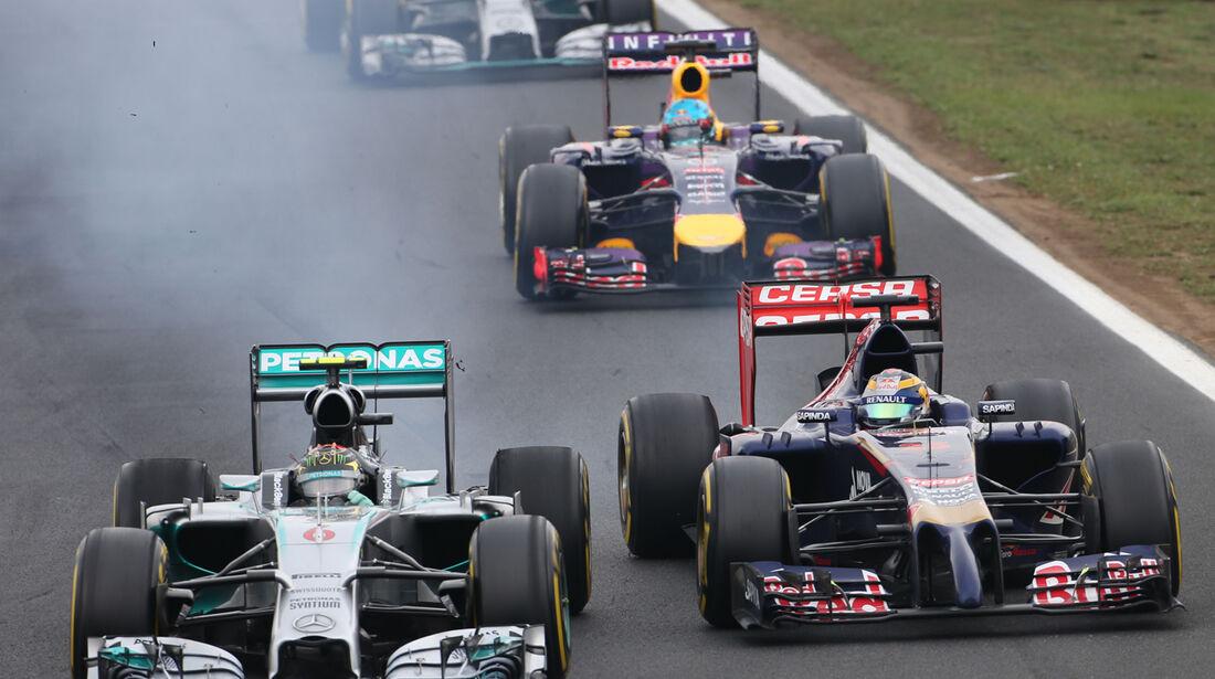Nico Rosberg - GP Ungarn 2014