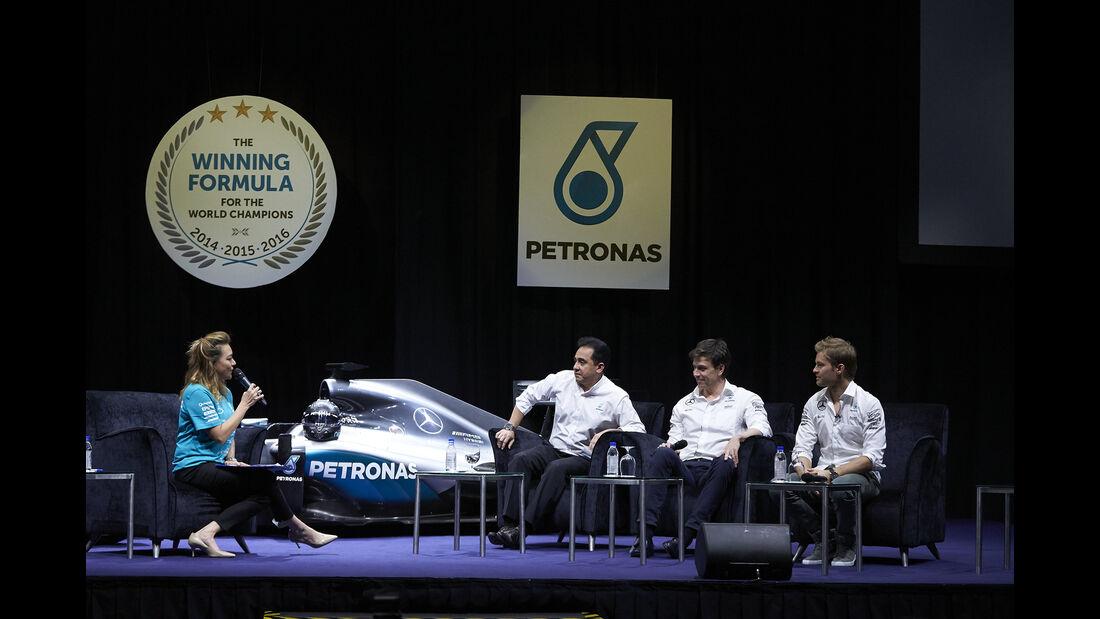 Nico Rosberg - Kuala Lumpur 2016