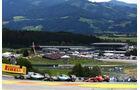Nico Rosberg - Lewis Hamilton - Mercedes - GP Österreich - Formel 1 - Sonntag - 21.6.2015