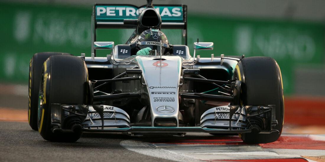 Nico Rosberg - Mercedes - F1 2015