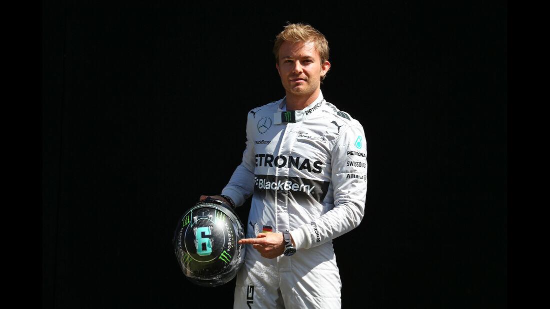 Nico Rosberg - Mercedes - Formel 1 - GP Australien - Melbourne - 13. März 2014
