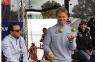 Nico Rosberg - Mercedes - Formel 1 - GP Australien - Melbourne - 19. März 2016